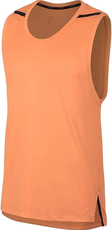 NIKE M Nk Dry Tank MX Tech Pack - Camiseta Hombre: Amazon.es: Ropa y accesorios