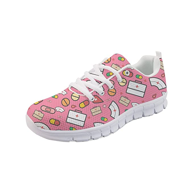 6772b19608124 Amazon.com: Showudesigns Comfortable Sneaker Women Running Sport ...