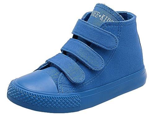 Scothen Zapatillas Niños Unisex Niños Niñas Zapatos Informales Zapatos Deportivos Zapatos con Cordones Zapatillas Ocio Zapatos Zapatillas Fitness ...