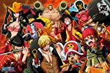 ONE PIECE FILM Z JIGSAW PUZZLE 1000 Piece Confront the NEO navy by Ensky