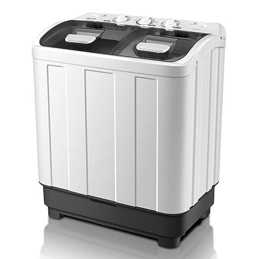 Lavadora Electrodomésticos Grandes, Mini Lavadora portátil Mini ...