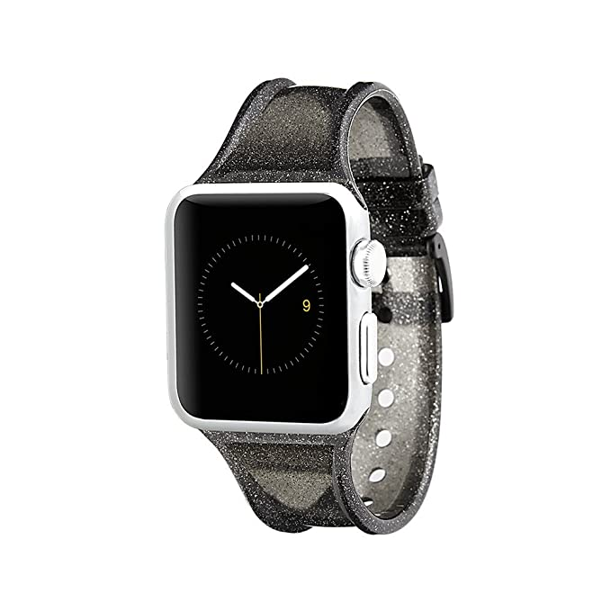035310f1c Amazon.com: Case-Mate - Apple Watch Band - 42mm - SHEER GLAM ...