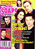 Rebecca Herbst, Nathin Butler & Steve Burton (General Hospital) l Tyler Christopher - September 3, 2012 ABC Soaps In Depth