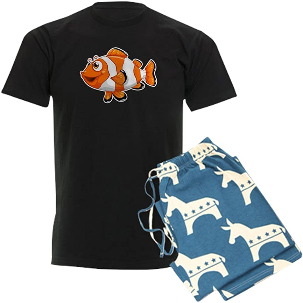 Truly Teague Toddler T-Shirt Happy Clown Fish