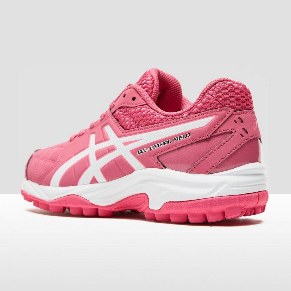 c02c3cbe8 ASICS GEL-LETHAL FIELD 2 GS Kids s Hockey Shoes (C547Y)  Amazon.co.uk  Shoes    Bags