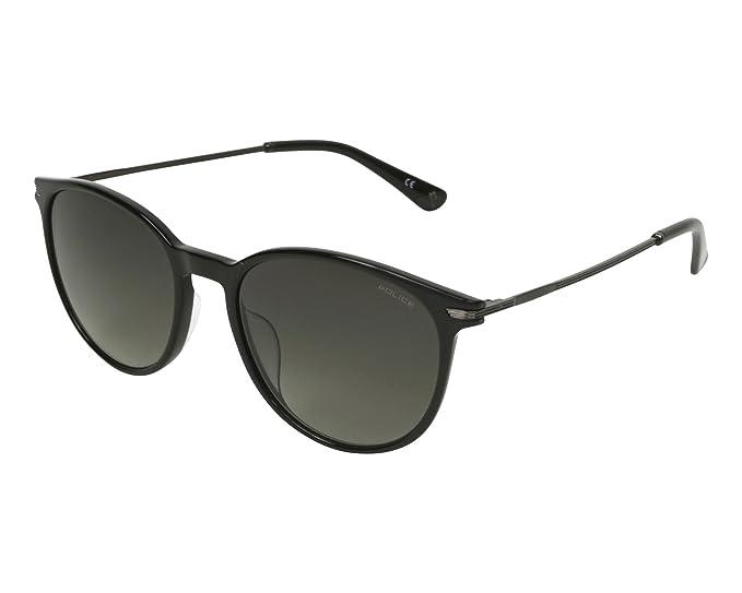 Police Gafas de sol - para hombre Negro Negro 52: Amazon.es ...