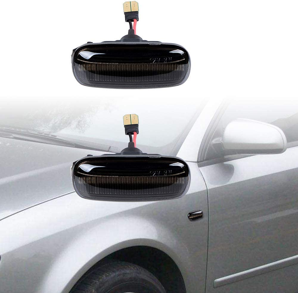 feux lat/éraux feux de plaque dimmatriculation Lot de 2 douilles dampoule de voiture T10 pour feux de stationnement