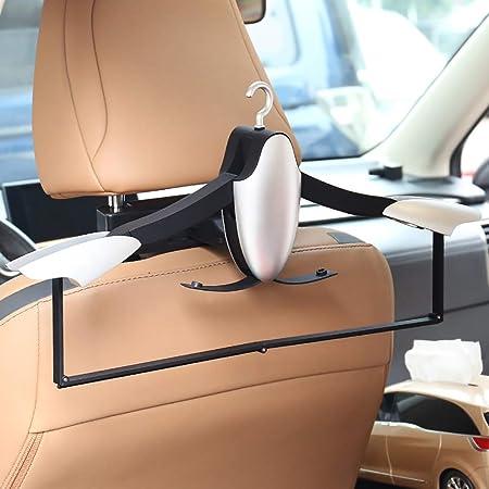 Gancio per Supporto Appendiabiti Poggiatesta per Sedile Posteriore Universale per Auto