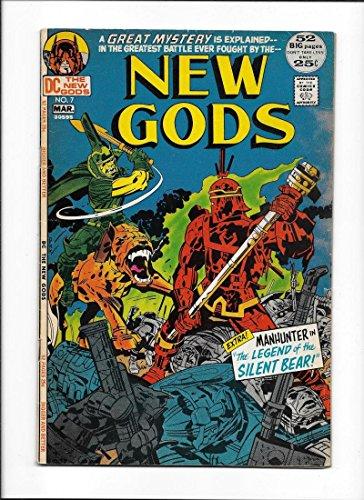 jack kirby new gods 7 - 5