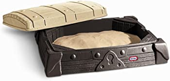 Little Tikes Hidden Pirate Sand Box