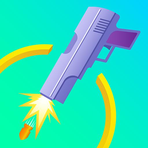 Gun Flip   Tap The Guns Simulator Game 2018  Flip Gun Shooter Free Games