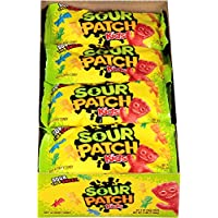 Sour Patch Kids, 2-Ounce Bags (Pack of 24)