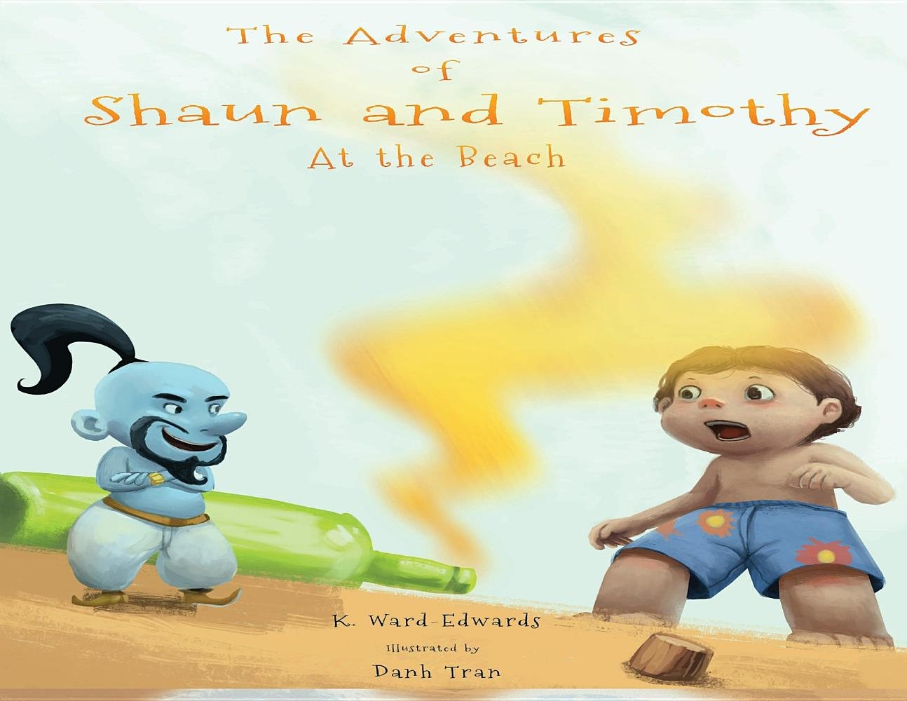 Download The Adventures of Shaun and Timothy: At the Beach pdf