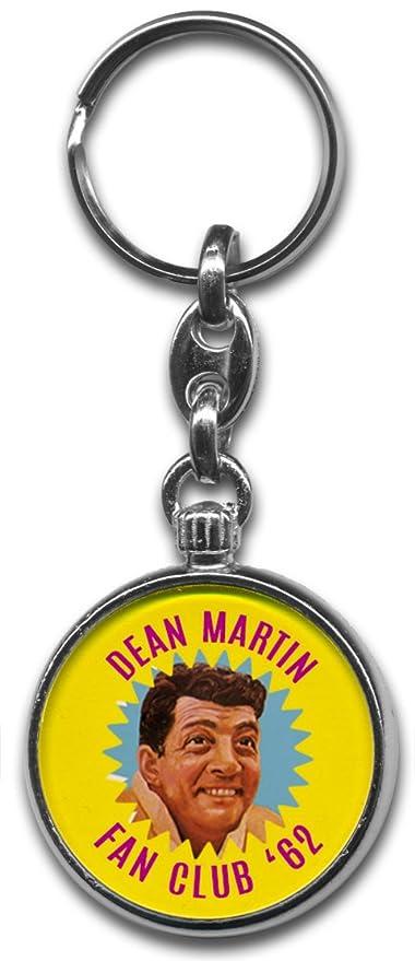 Club de fans Dean Martin Llavero: Amazon.es: Hogar