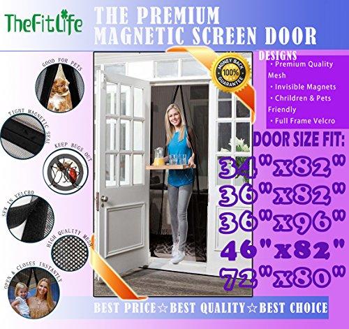 48 sliding screen door - 9