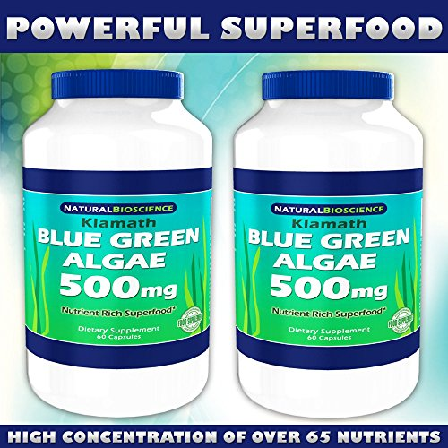 Klamath Blue Nutrient Superfood Concentrations product image