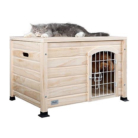 Casetas para perros Caseta para Mascotas Caseta para Gatos Jaula ...