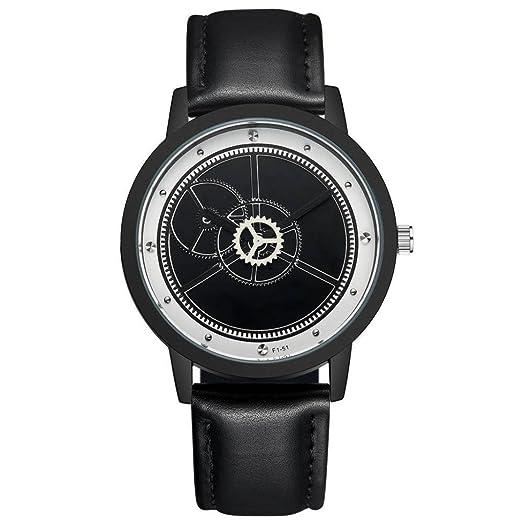 Cebbay Reloj de separación Noble Couple Nylon strap Reloj de ...