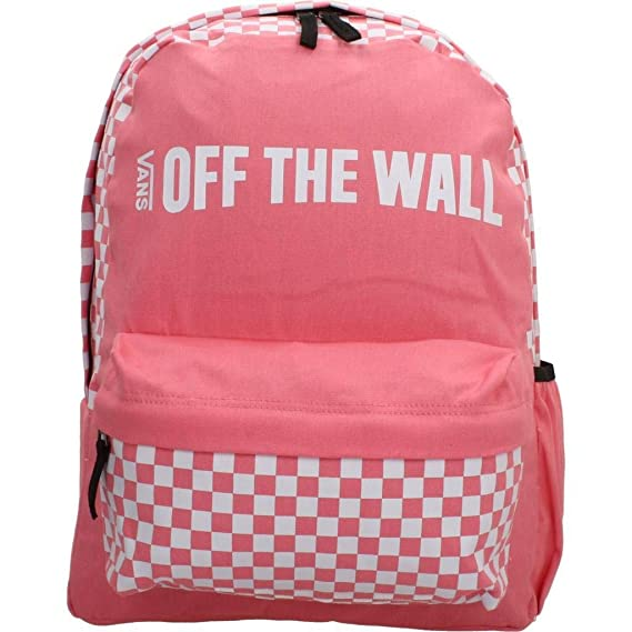 Vans Central Realm Strawberry Pink Women´s: Amazon.co.uk