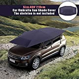 Zqasales 4X2.1M Rooftop Tent, Automatic Semi-auto