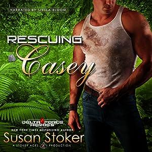Rescuing Casey Audiobook