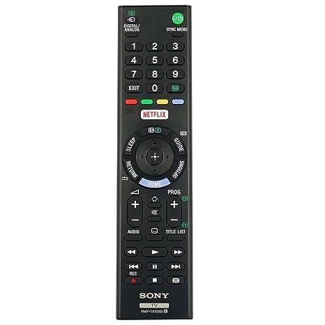 Sony RMT-TX102D / RMTTX102D Original Fernbedienung für Sony Fernseher