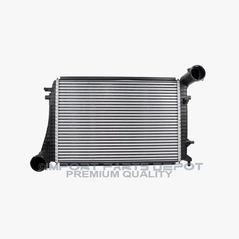 Intercooler Charge Air Cooler for VW Volkswagen Jetta 1.9L Diesel TDI GL GLS Premium Quality 1K0145803Q New KOOLMAN 1K0145803F 1K0145803H