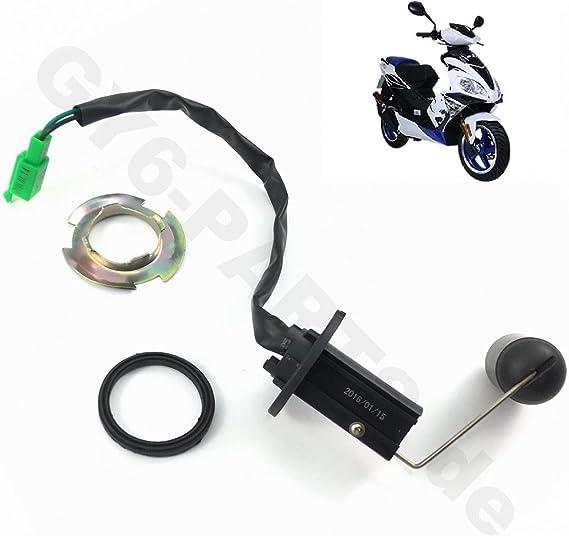 Benzin Tankgeber Schwimmer Z B Für Baotian Qt 20 Qt 28 Cpi Benzhou Yiying Qingqi Kymco China Roller Gy6 50 125cc Auto