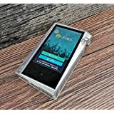Soft Cover Crystal TPU Clear Case for iriver Astell&Kern A&Norma SR15 with Front and Back Screen Protector Tempered…