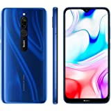 Xiaomi Redmi 8 64GB Dual-SIM GSM Unlocked Phone...