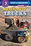 img - for Heavy-Duty Trucks (Step into Reading) book / textbook / text book