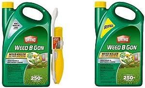 Ortho Weed B Gon Base Wand and Refill Bundle
