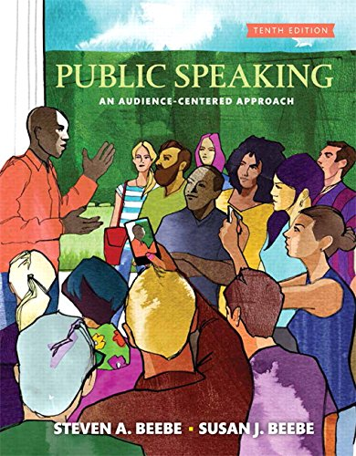 Public Speaking (10th Edition) by Pearson
