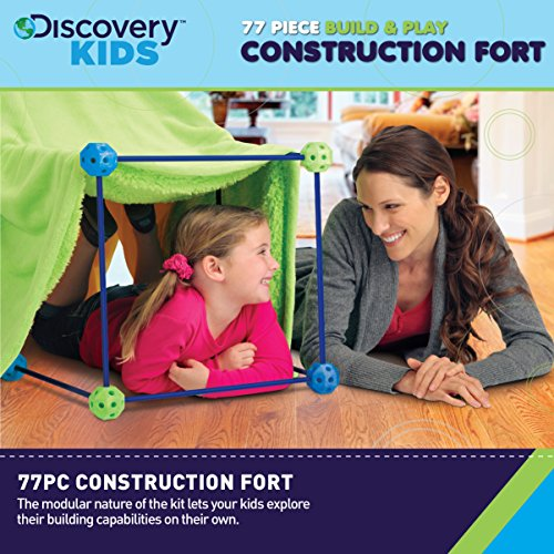 Discovery Kids Building Tent 77 Pie End 1202021 1200 Am
