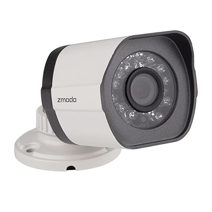 Amazon.com : Zmodo Dual 1st/3rd Generation 720p HD SPOE Camera 2.8mm Wide Lens ZP-IBH15-S : Camera & Photo