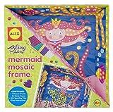 ALEX Toys Craft Bling Along Frames Mermaid