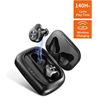 Aideaz Bluetooth 5.0 Wireless Earbuds TWS Stereo Headphones