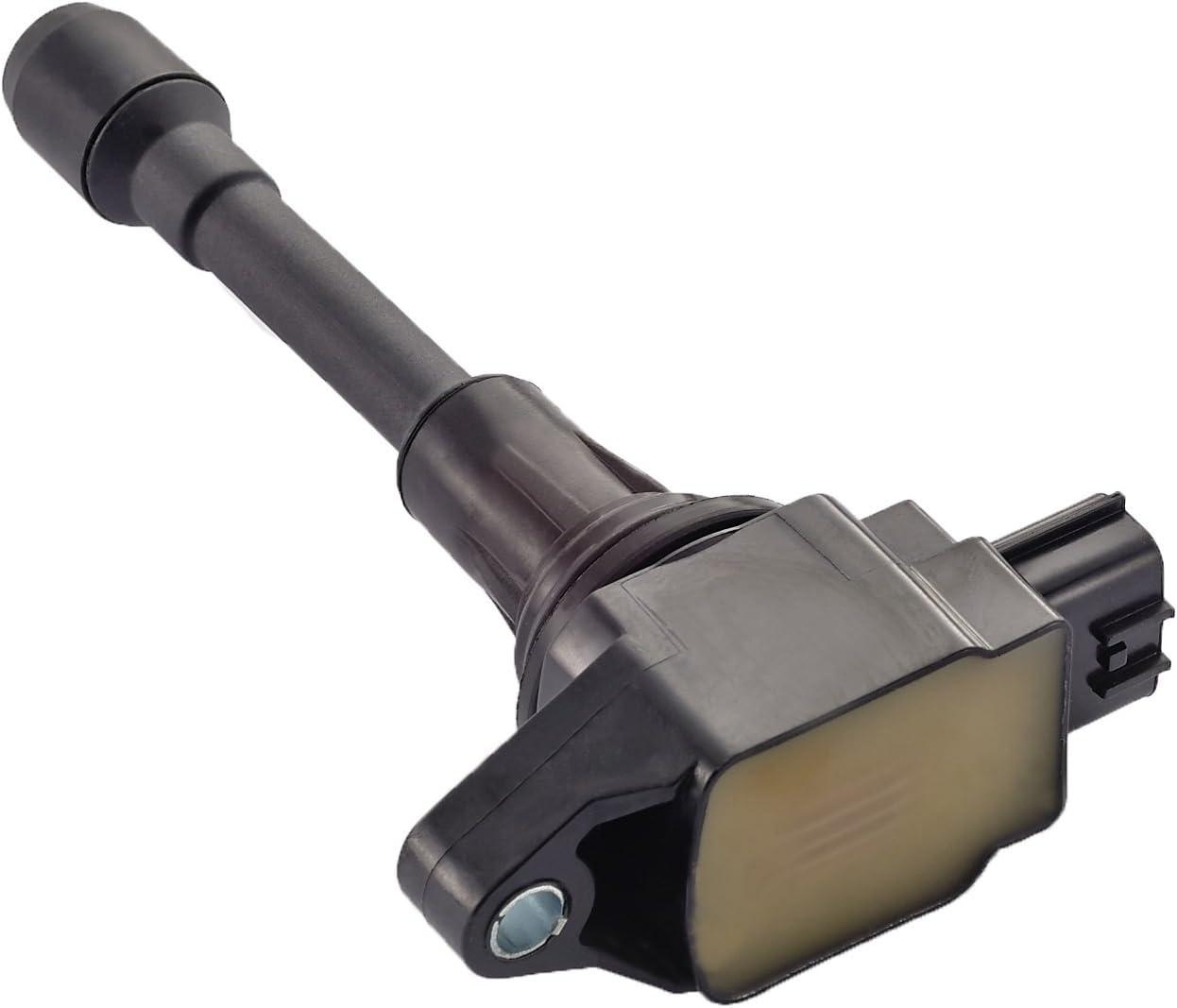 Amazon Com Ena Pack Of 4 Ignition Coils Compatible With 2008 2017 Nissan Altima Sentra Cube Rogue Versa Infiniti Fx50 1 6l 1 8l 2 5l Uf 549 C1696 Uf549 5c1753 Automotive