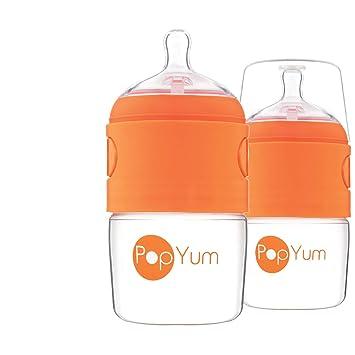 Smart Slow Flow Anti-colic Bpa Free Baby Infant Milk Water Bottle 150ml Bottle Feeding