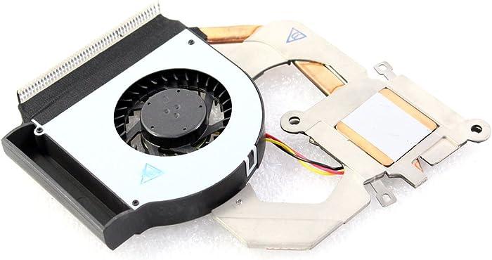 Dell XPS 14Z Laptop L412Z CPU Fan Heatsink CPU 0YMK5R YMK5R CN-0YMK