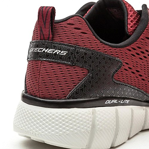 Basses Sneakers Equalizer Rouge The nbsp;Settle 0 2 Homme Score Skechers FZwq0Haq