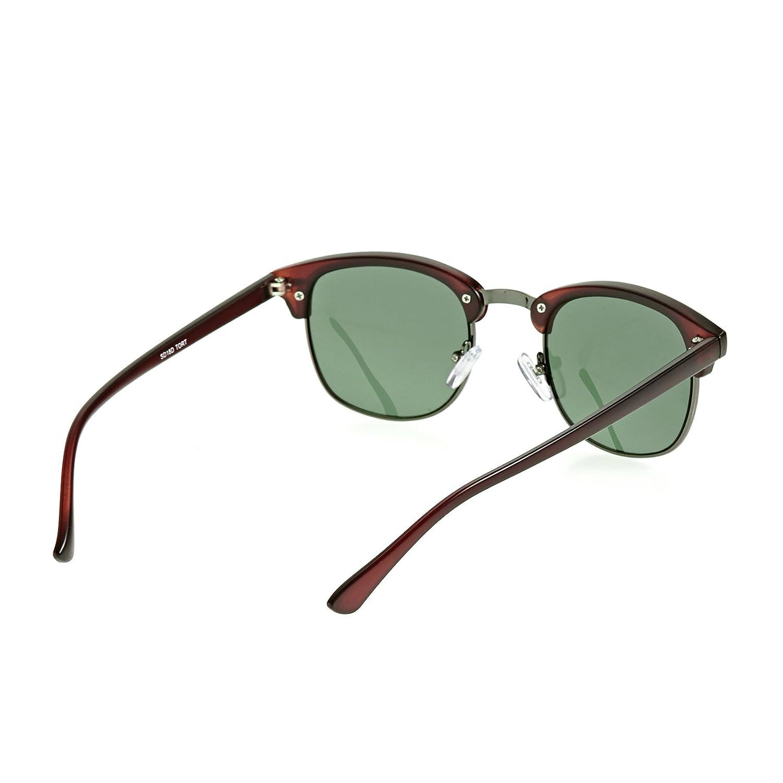 Surfdome Retro Sunglasses One Size Tortoise bbDxxckLi