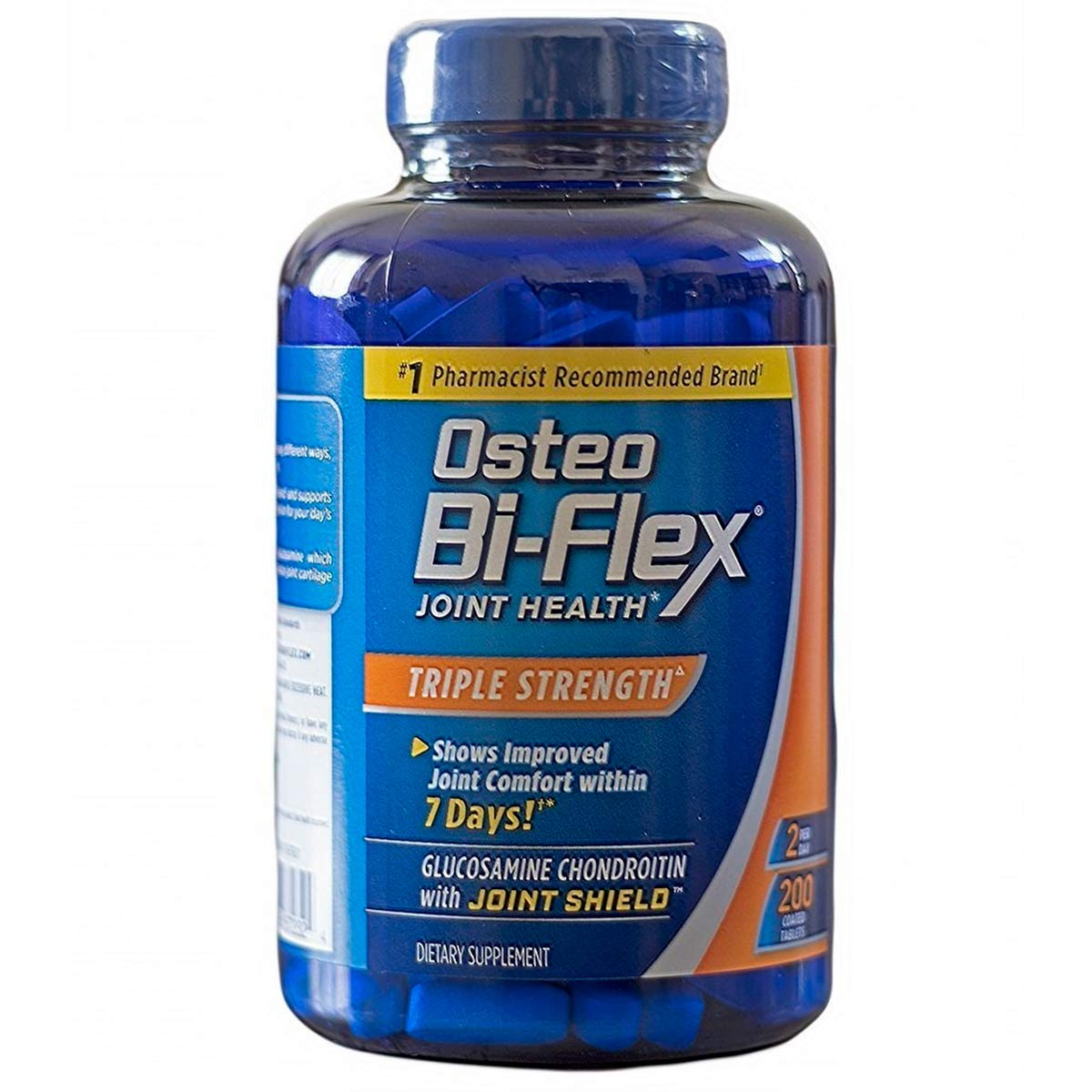 Osteo Bi Osteo Bi Flex Tripple Strength Supplement (200Count), 200Count by Osteo Bi