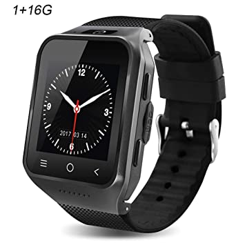 S8plus Smart Business Reloj para Hombre Reloj Bluetooth 4.0 con navegación GPS Android 5.1 Quad Core WiFi Camera Reloj Inteligente: Amazon.es: Electrónica