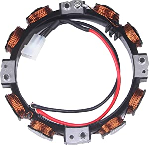 BH-Motor New Alternator Dual Circuit Fit for 592831 Replace # 696459 393800 691063 393474