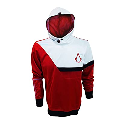 Assassins Creed - Sudadera Premium - unisex - rojo - XXL