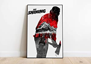 Poster Compatible With The Shining Movie Unframed Print Art Wall Art Print Gift Printing Wall Decor Size (XL - 24