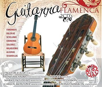 Guitarra Flamenca 2cd: Guitarra Flamenca: Amazon.es: Música
