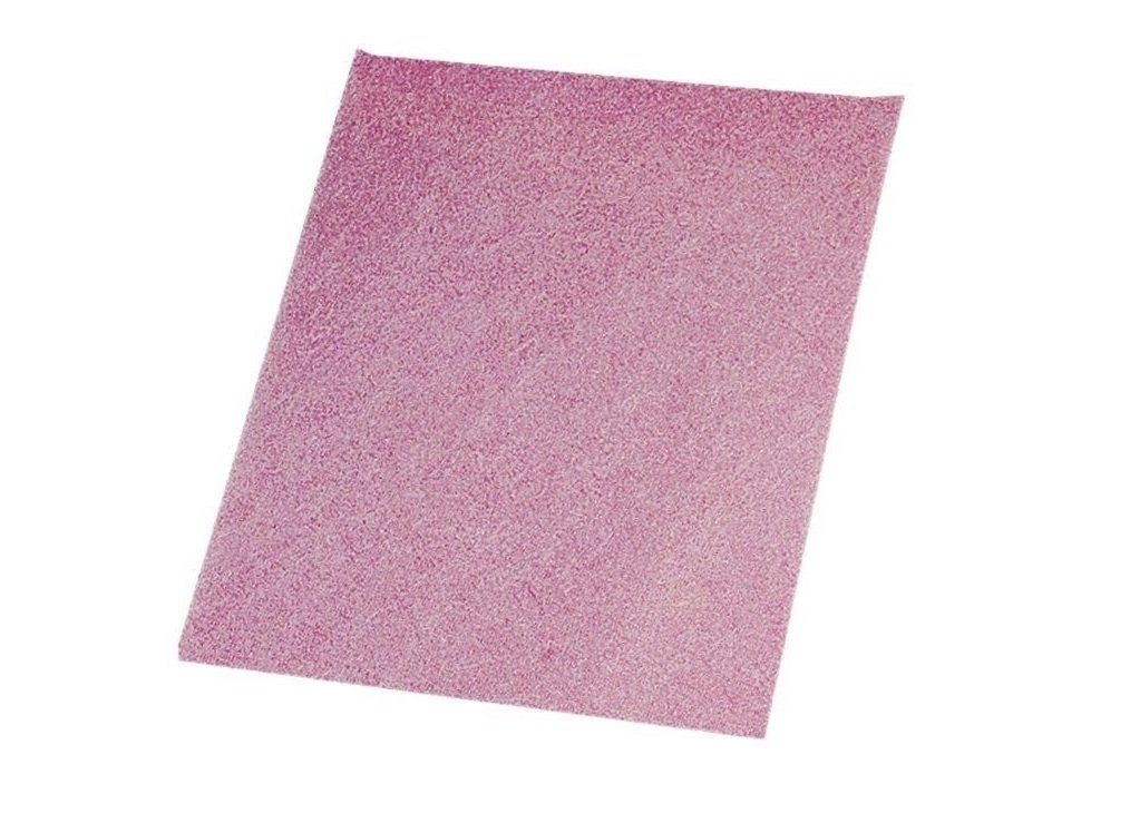 3M Tri-M-Ite Wet or Dry 4000 Grit, 3 Micron Pink Polishing Paper Pkg of 5 by 3M