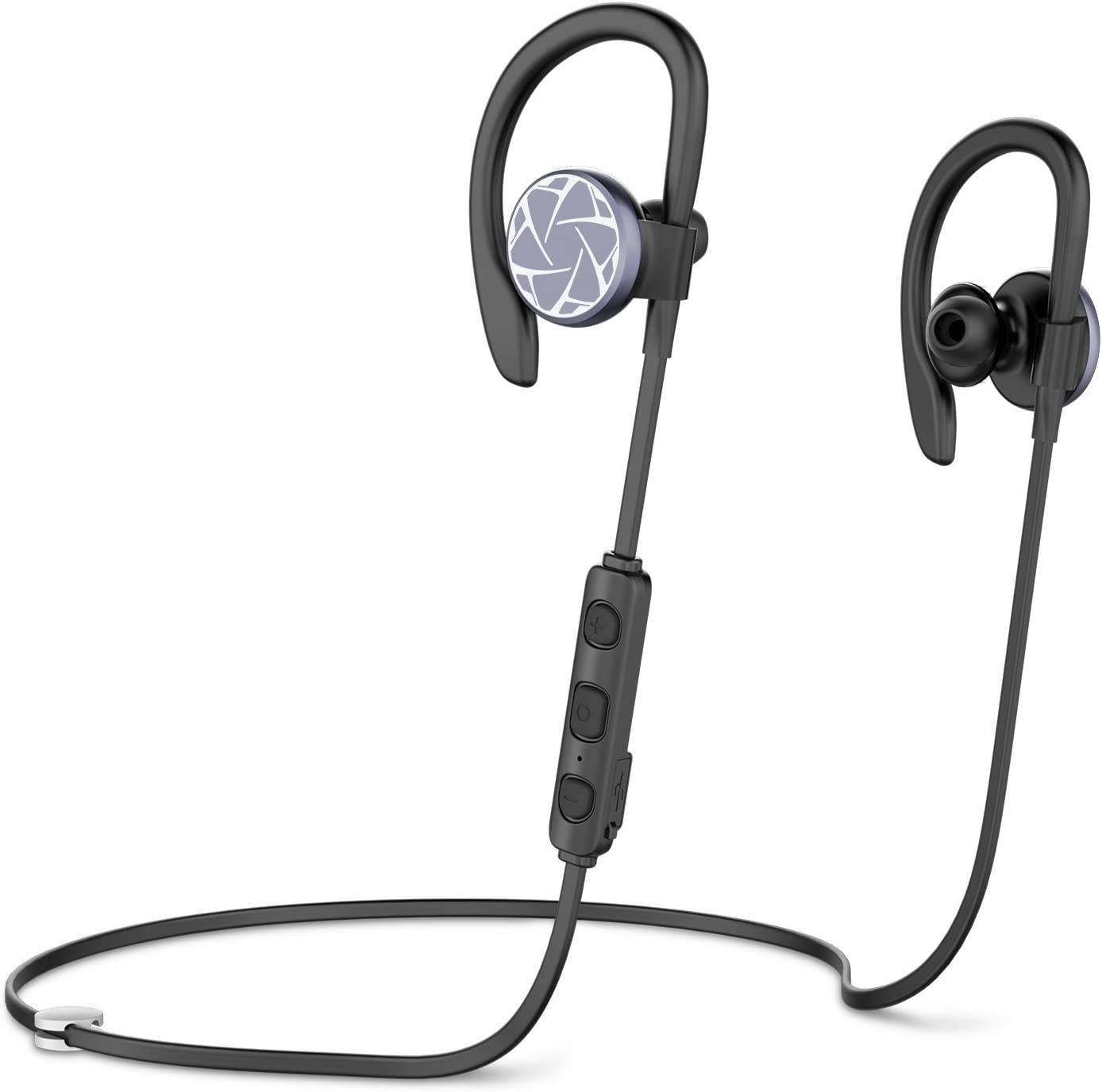 iSPECLE Bluetooth Headphones Stable Ear